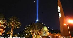 Most powerful light beam in the world (and one of three ...