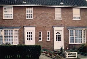 Fenêtre à L Anglaise : l 39 habitat en angleterre ~ Premium-room.com Idées de Décoration