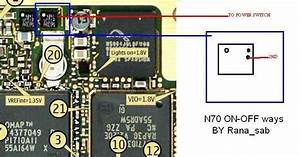 Nokia N70 Power Switch Problem Picture Help