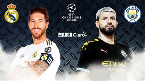 Champions League 2020: Real Madrid v Manchester City ...