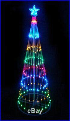 Dillards Christmas Tree Blue Spruce by Led Light 6 Multi Color Christmas Tree Lighted Yard Art