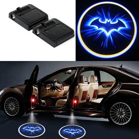 car door lights 2x led car door welcome light laser car door shadow led