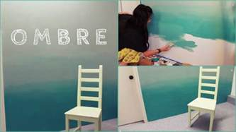 bedroom painting ideas diy ombre wall how to paint tips