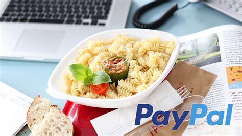bestellen mit paypal jetzt einfach essen bestellen und mit paypal bezahlen vapiano lieferservice
