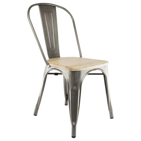 le bois de la chaise tolix bois