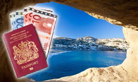 Crete Holidays How Safe Travel The Greek