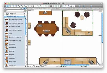 Office Layout Software Interior Drawing Plan Floor