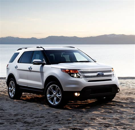 smoother successor  fords proto suv  ford