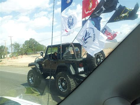 texas flag jeep xj with the american flag page 2 jeep cherokee forum