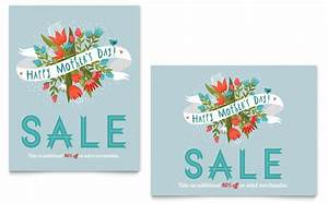 Mother's Day Retail Sale Poster Designs | Graphic Design ...