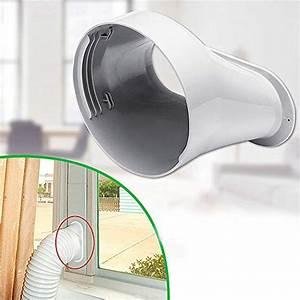 Klimaanlage Schlauch Fenster : fensterabdichtung f r mobile klimager te 400cm airlock ~ Watch28wear.com Haus und Dekorationen