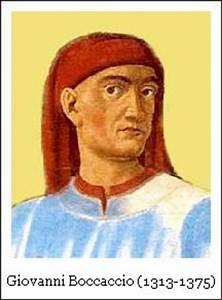 Andrea del Castagno, Giovanni Boccaccio, particolare del ...
