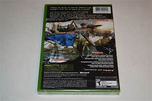 Second, Sight, Microsoft, Xbox, Video, Game, New, Sealed