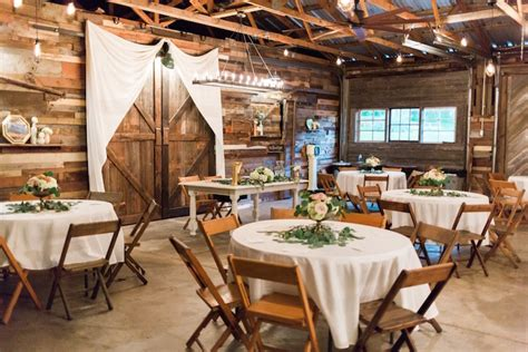 top barn wedding venues oklahoma rustic weddings