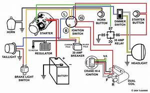I Need A Beginers Wiring Diagram For A Softail Anyone Got