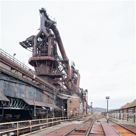 blast furnace steel weirton pec ohio vysoka industrial virginia west river