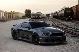 Mustang GT Wide body Wrapped - 6SpeedOnline - Porsche Forum and Luxury Car Resource