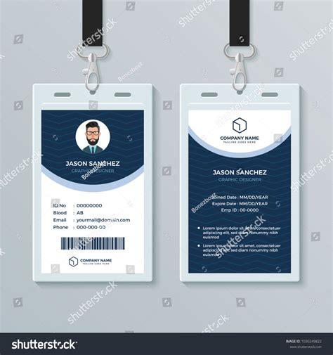 company id sample design