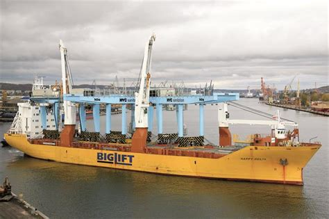 Heavy Lift Ships