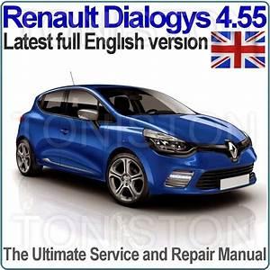 Renault Clio Mk4 Repair Manual