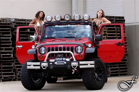girls jeep wrangler jeeps