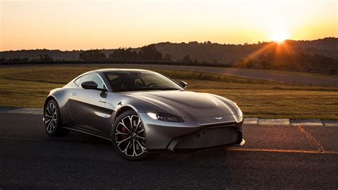 2019 Aston Martin Vantage Wallpapers & Hd Images