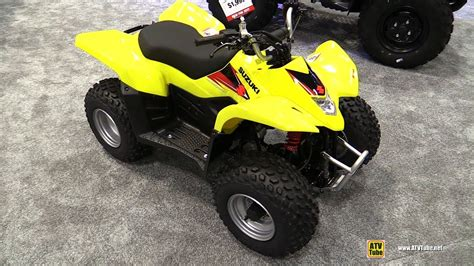 Suzuki Quadsport 50 by 2017 Suzuki Sport Z 50 Sport Atv Walkaround 2016