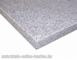 Granit Geflammt Und Gebürstet : granit terrassenplatten hell grau naturstein online ~ Markanthonyermac.com Haus und Dekorationen