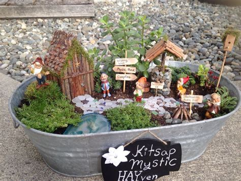 23 Diy Fairy Garden Ideas Homemade  Ideacorationco