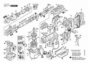 Buy Bosch 11248evs Spline Combination Hammer 1-9  16 Inch