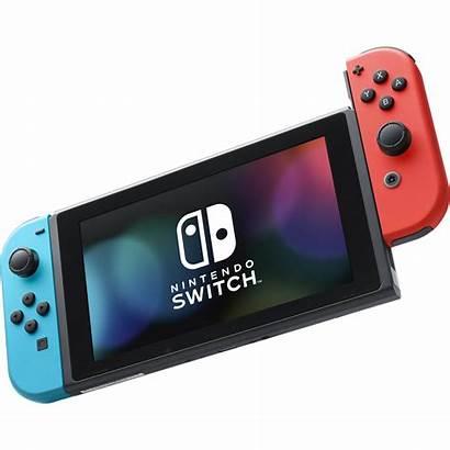 Switch Nintendo Neon Controllers Key