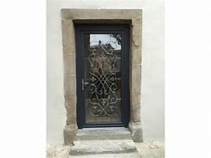 Photos de porte d'entrée PVC et aluminium par System B TRYBA Carcassonne