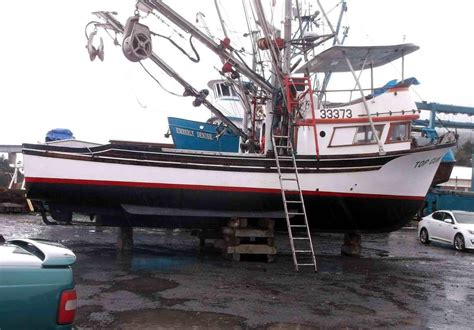 Free Used Boat History Report by 1978 Commercial Fishing Purse Seine Power Boat For Sale