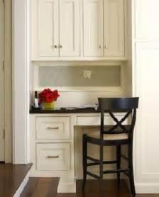small kitchen desk ideas built in desk design ideas