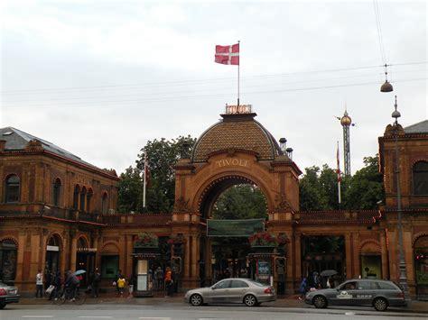 The Historic Tivoli Gardens in Copenhagen   EF Tours ...