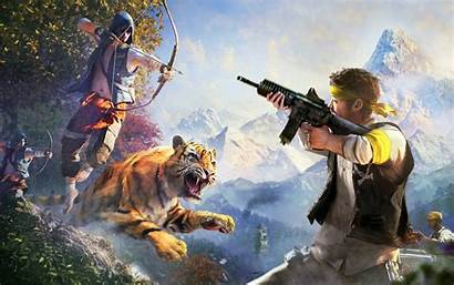 Cry Far Games Wallpapers Farcry Desktop Pc