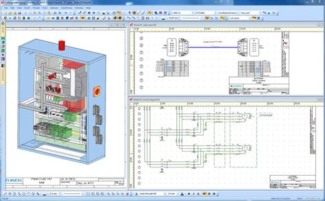 E Plan Electrical Drawing Image by Calculation And Design Electrical And Panels