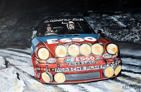art  alain pinede   motorsports