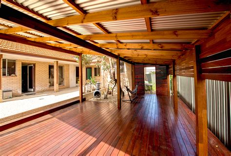 On The Patio by Patios Perth Design Construction Deck Erect
