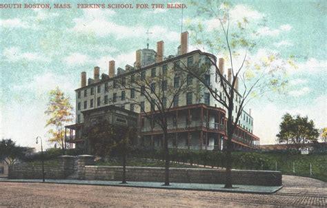 perkins school for the blind perkins school for the blind boston massachusetts