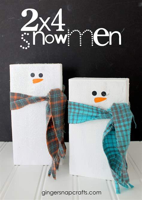 snowmen kid craft tutorial design dazzle
