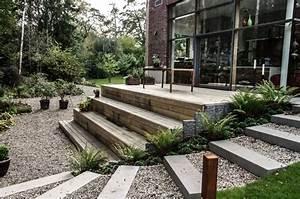 Terrassen Treppen In Den Garten : terrassen treppen in den garten fabulous garten treppen im awesome treppe stufen sitzkissen ~ Orissabook.com Haus und Dekorationen
