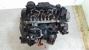2009 Vw Passat B6 2 0 Tdi Diesel Cbab Engine Good Runner