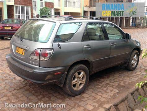 lexus car 2001 used lexus suv 2001 2001 lexus rx300 rwanda carmart