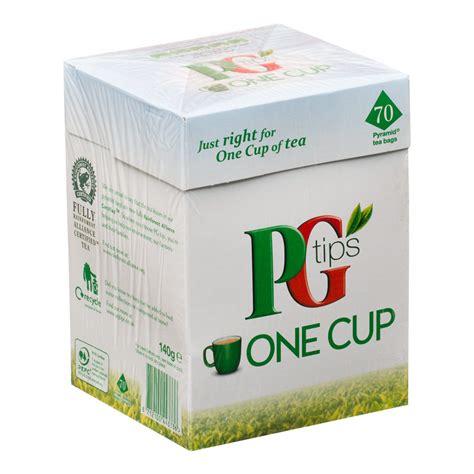 bm pg tips  cup  tea bags  bm