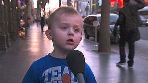 A British Kid Tells the Story of Christmas... VERY fanny ...  Kid
