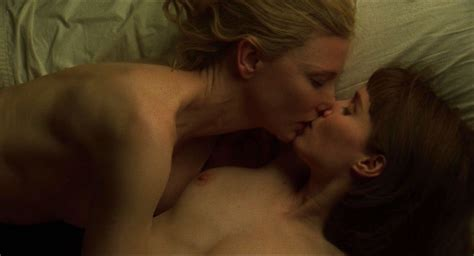 Lesbian Scene Rooney Mara And Cate Blanchett 12 Photos  And Video Thefappening