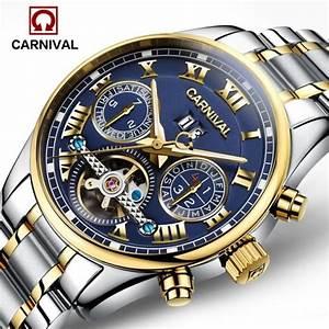 Montre De Marque Homme : rmega montre bracelet homme carnival diam tre du cadran ~ Melissatoandfro.com Idées de Décoration
