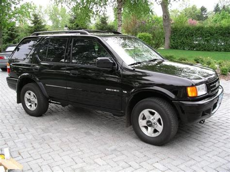 best car repair manuals 1999 isuzu oasis interior lighting ehagen 1999 isuzu rodeo specs photos modification info at cardomain
