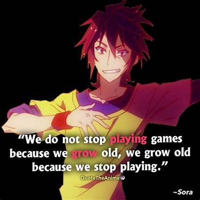 Quotes Sora Playing Stop Powerful